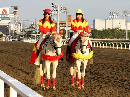 川崎競馬の誘導馬01月開催 竹見カップ2Ver-120124-05