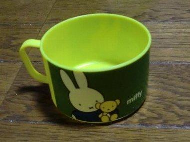 miffy かわいいマグカップ