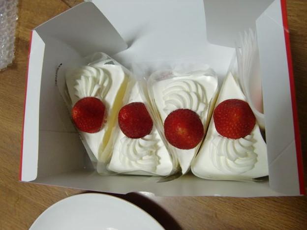 コージー コーナー ショート ケーキ