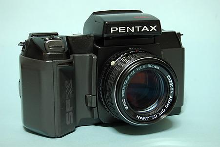 ペンタックスSFXn