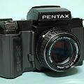 写真: ペンタックスSFXn