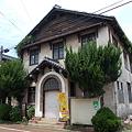 写真: 旧今津郵便局