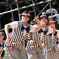 写真: り組(高知県理容生活衛生同業組合)_30 - 原宿表参道元氣祭 スーパーよさこい 2011