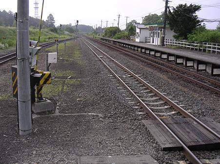 新吉野駅ホーム2
