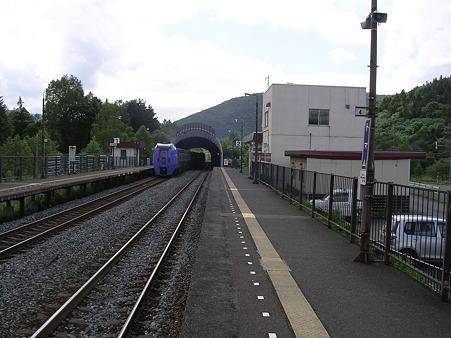 トマム駅ホーム2