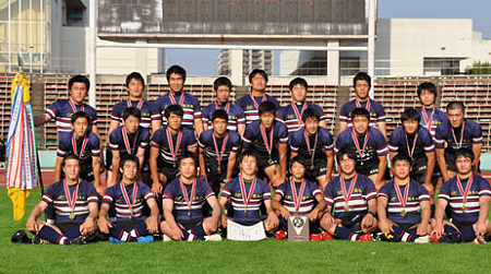 2011 熊本県代表 熊本西高校