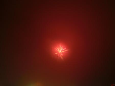 種子島 ロケット祭りの花火大会B