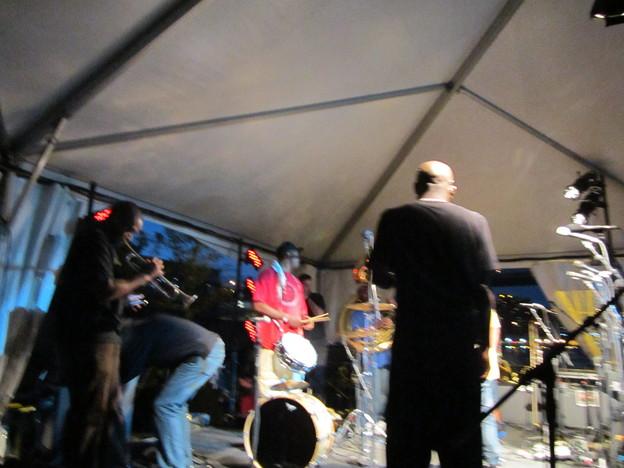 re birth brass band