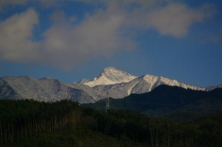 冬の南アルプスIMGP2444