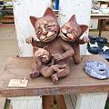 Photos: 恐い招き猫