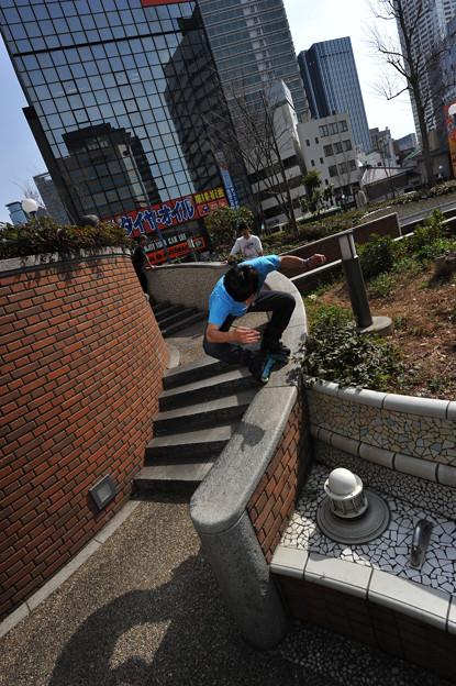 写真: Yasutaka Asakura Mistrial