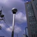 写真: 2011-08-12の空