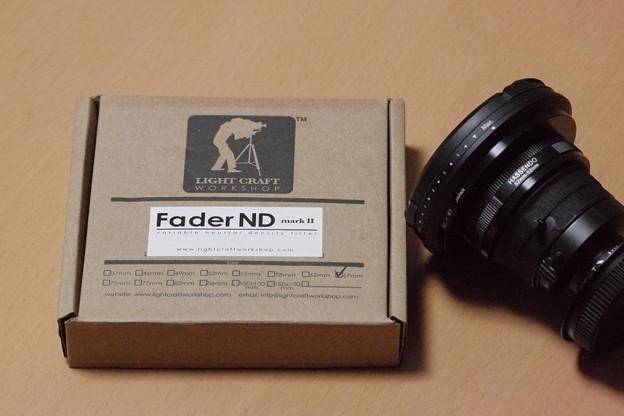 写真: Fader ND mark II