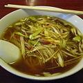 Photos: ネギ麺セット850円