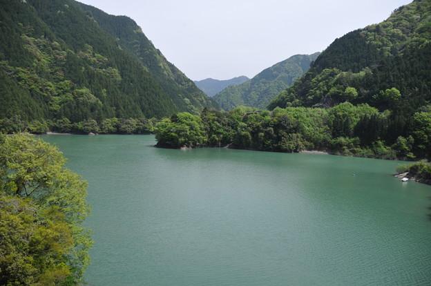 ダム湖 5