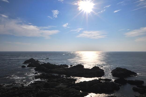 潮岬灯台からの眺望?
