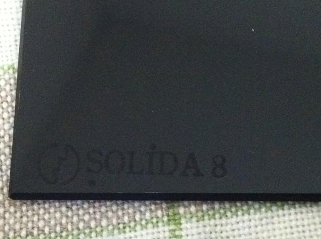 (2)JIS SOLIDA8