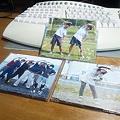 写真: やっと「おらほのラジオ体操」のCDを海外へ発送!
