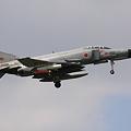 曳航標的装置を搭載したF-4EJ改