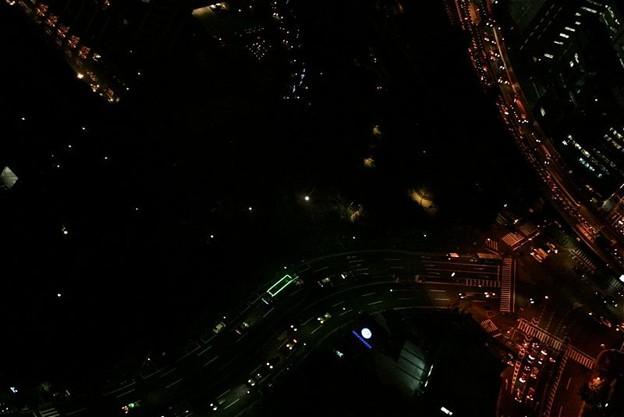 東京タワーからの夜景_6053
