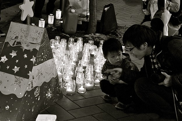 Photos: CandleNight@大阪2010茶屋町_3606