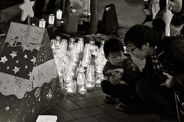 Photos: CandleNight@大阪2010茶屋町_3606