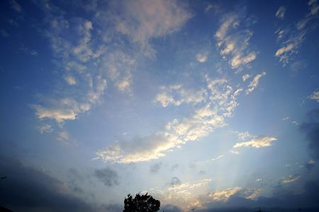 明日への空模様