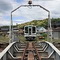 Photos: 天竜浜名湖鉄道TH2100型&転車台