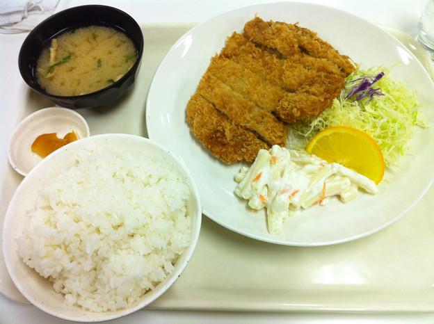 写真: 20111114 札幌市交通局本局食堂