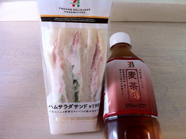写真: 20120703朝食