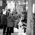 写真: Protesters 1-28-12