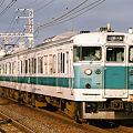 113系阪和色・B快速新大阪