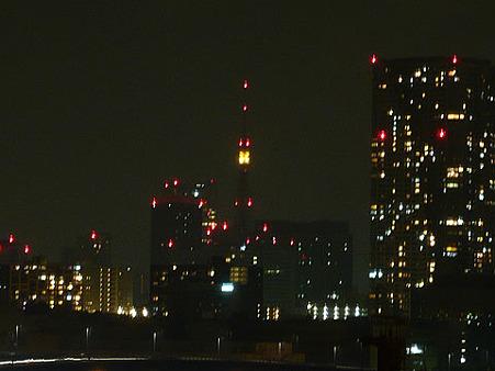 東京タワー110725