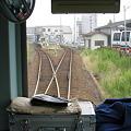 キハ102 下館駅進入