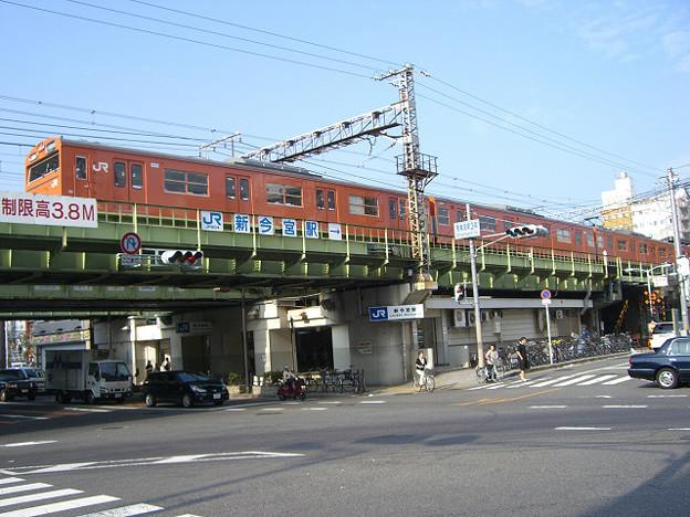 r9592_新今宮駅_大阪府大阪市_JR西