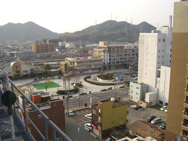 r3196_米子駅_鳥取県米子市_JR西_俯瞰