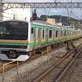 Photos: 東海道本線 普通小田原行 CIMG4536