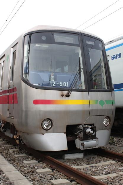 大江戸線12-000形 12-501F
