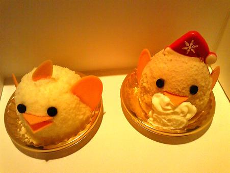 ぴよりん クリスマス (1)