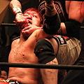 Photos: 竹田誠志vsMASADA  FREEDOMS 葛西純プロデュース興行 Blood X'mas 2011 (10)