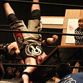 Photos: 竹田誠志vsMASADA  FREEDOMS 葛西純プロデュース興行 Blood X'mas 2011 (3)