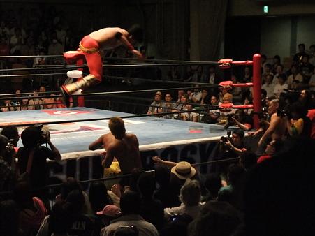 全日本プロレス 後楽園ホール 20110712 (18)