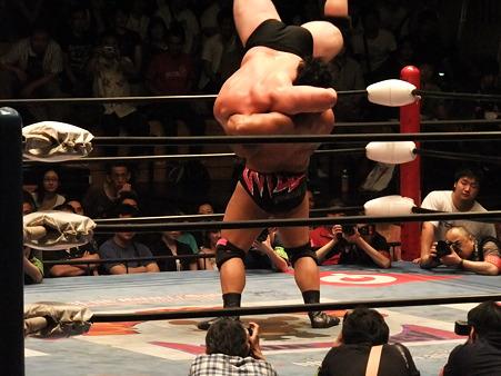 全日本プロレス 後楽園ホール 20110712 (30)