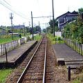 Photos: 万葉線、越ノ潟口駅跡