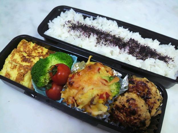 写真: 2012/6/12のお弁当