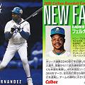 Photos: プロ野球チップス2000N-02フェルナンデス(西武ライオンズ)