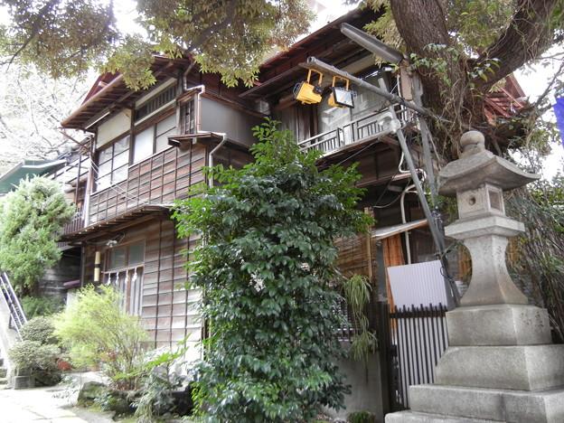 社務所-大綱金刀比羅神社 (横浜市神奈川区高島台)