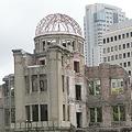 広島・原爆ドーム(2011.7.)