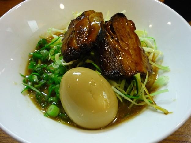 旬麺 晴れる家 冷麺