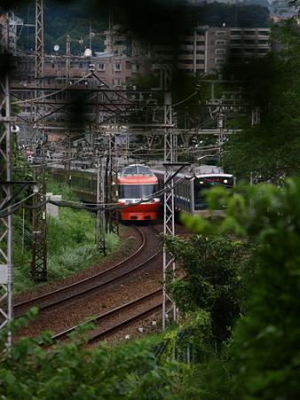 小田急(玉川学園→鶴川)3